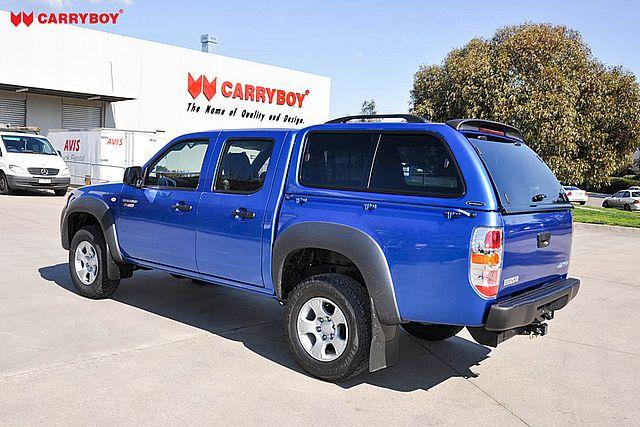 CARRYBOY Hardtop mit Schiebefenster Zubehör Ford Ranger Doppelkabine 2002-2011
