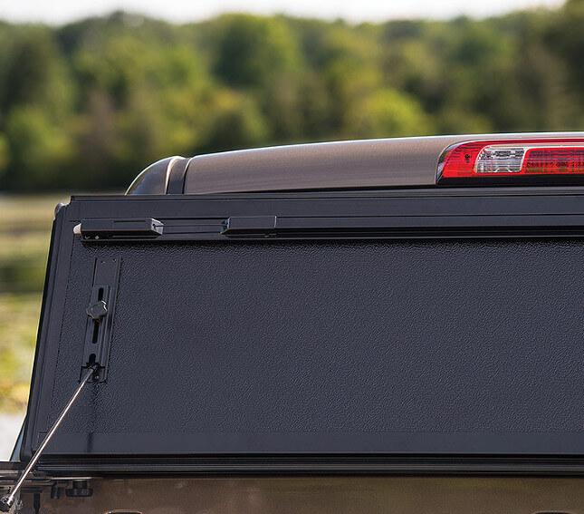 NOVISauto Laderaumabdeckung FIBERMAX Fest zum Falten BKFRD12 - Ford