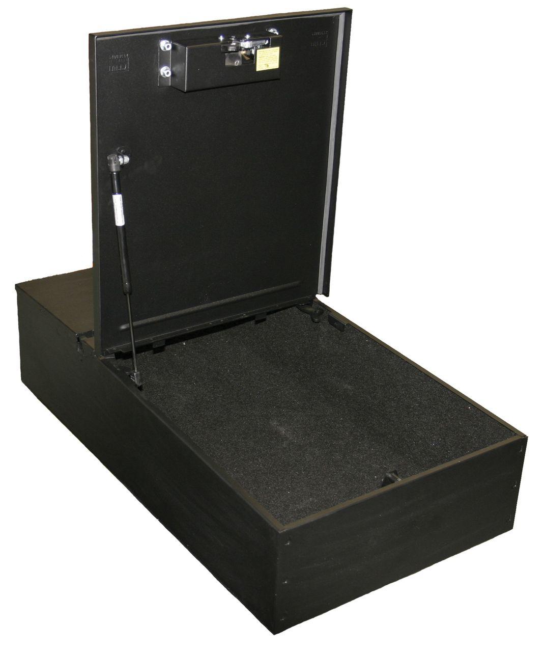 NOVISauto Kofferraum Sicherheitsbox Gewehrbox und Waffentresor Fahrzeuge Gasfeder Deckel 253