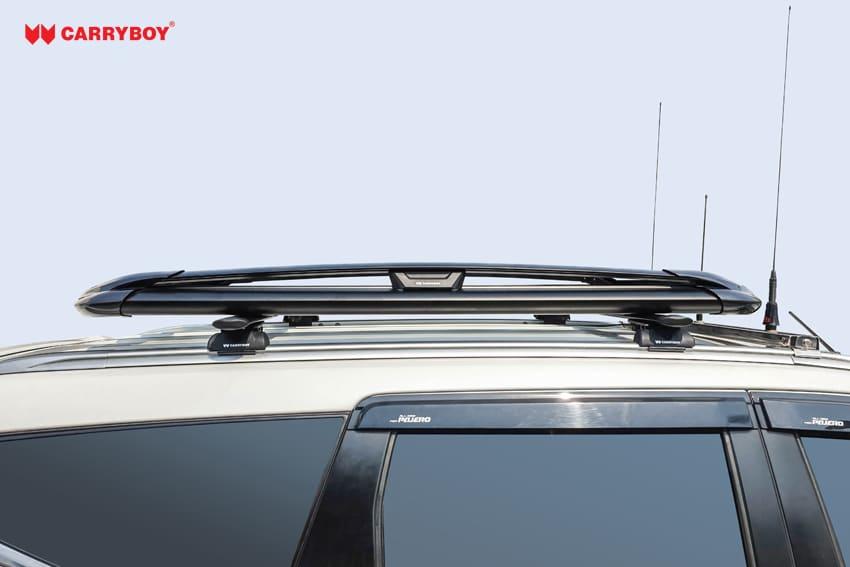 CARRYBOY Dachgepäckkorb Aluminium