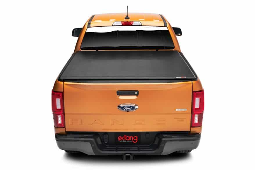 NOVISauto Vinylplane Trifold zum Falten TRIFECTA Spitzenqualität Ford Ranger Doppelkabine 2012+