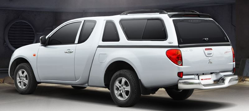 CARRYBOY 560-MNCF Fiat Fullback Clubcab Hardtop mit Schiebefenster