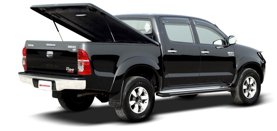 Carryboy Sport Lid Modell SX-MNC Mitsubishi L200 Clubcab