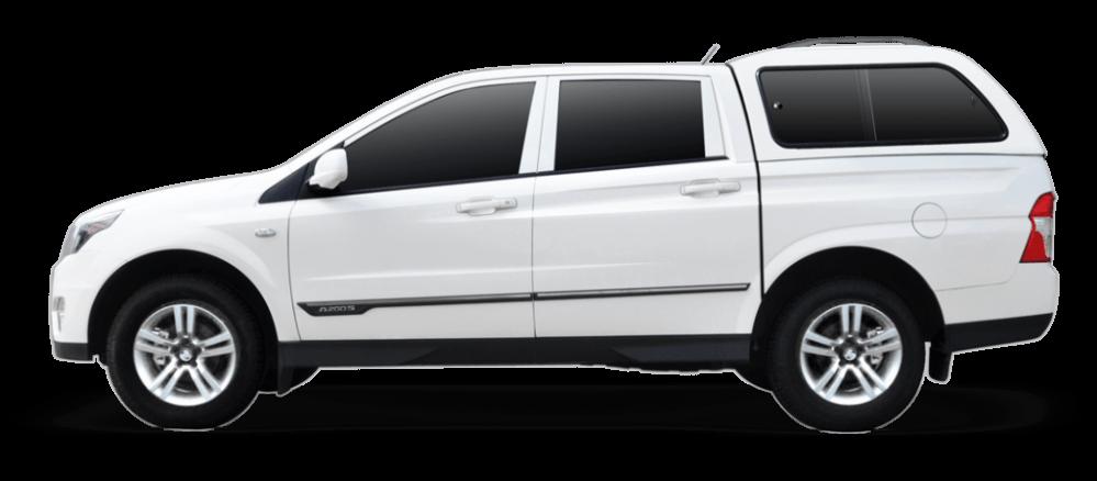Carryboy Hardtop mit Schiebefenster 560-SKD