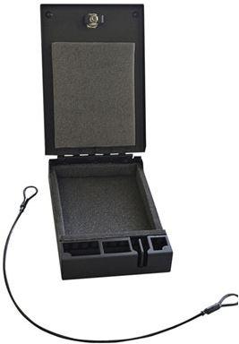 Novisauto - # 300 Lockbox zum Tragen kabelgesichert