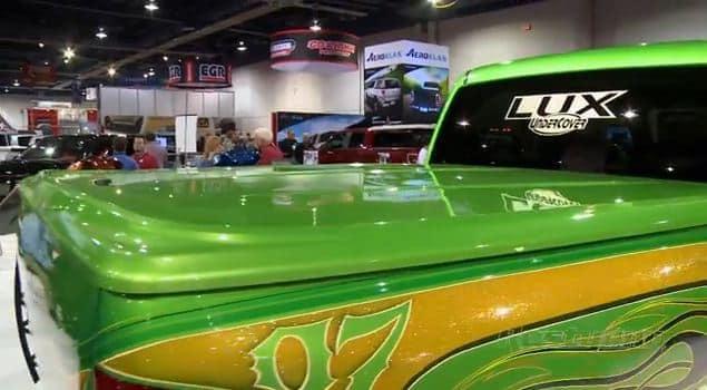 NOVISauto Laderaumabdeckung LUX - Fest zum Hochklappen - UCF14
