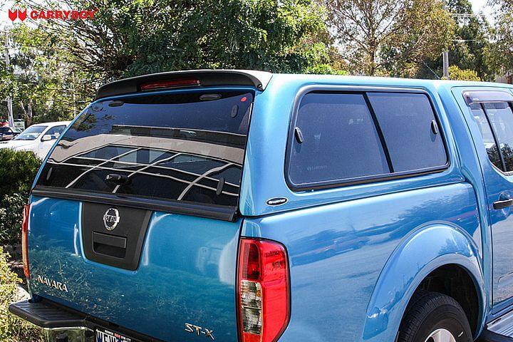 Carryboy Hardtop mit Schiebefenster 560-NFD