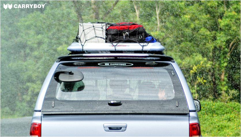 CARRYBOY Gepäcknetz  Modell CB-999 passend zu Dachträger