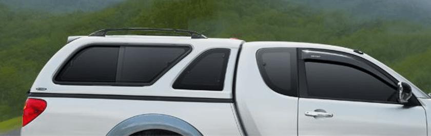 CARRYBOY Hardtop mit Schiebfenster 560-IPM Isuzu Spacecab 2002-2011