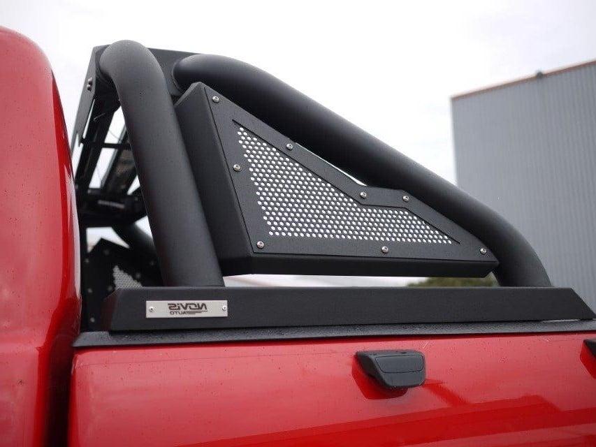 NOVISauto Sportbügel Edelstahl Edition GRR19-Sportbar2 für US Fahrzeugmodelle