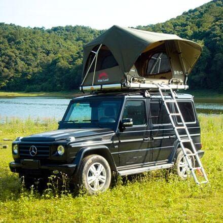 NOVISauto CARRYBOY SUV Dachzelt Pathfinder I mit Softplane Ripstop