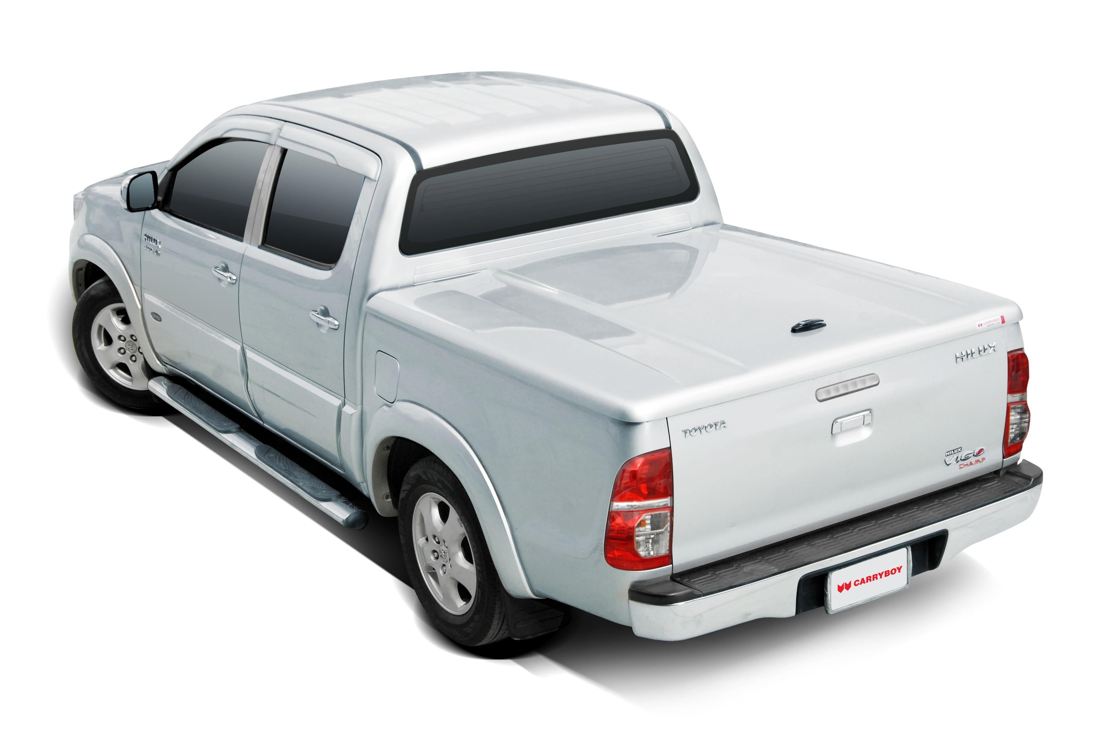 Carryboy Laderaumabdeckung Modell SR-MTD