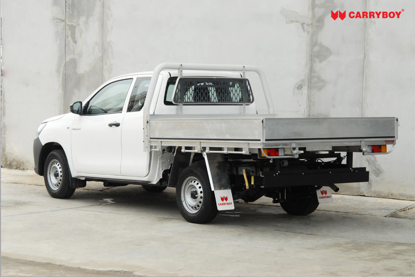 Carryboy Fahrgestellaufbau Aluminium Tray Modell CB-790-01