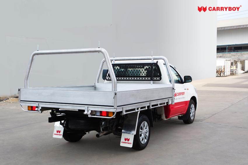 Carryboy Fahrgestellaufbau Einzelkabine Pickup Ladefläche mit Ladungsbügel