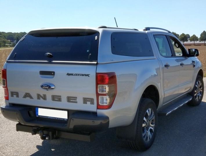 CARRYBOY Hardtop mit Ausstellfenster für Ford Ranger DC