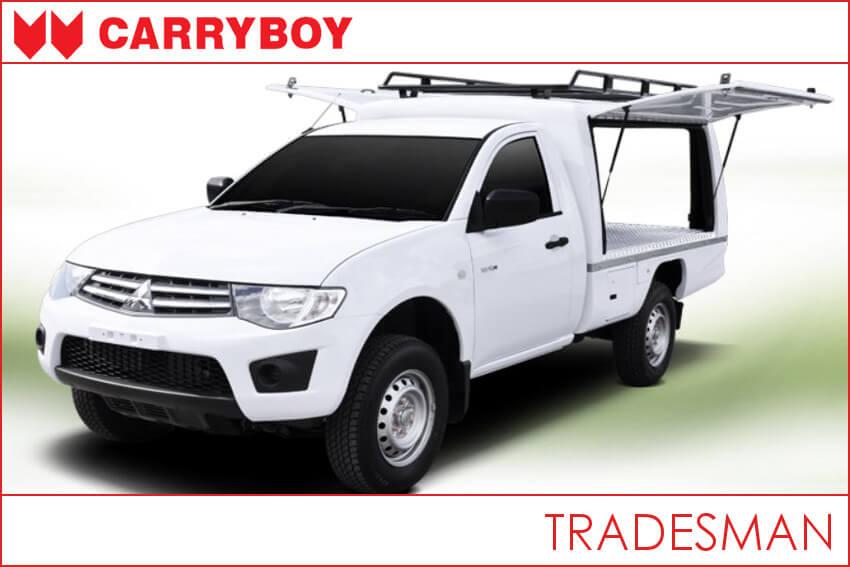 Carryboy CSV - Außenverkleidung