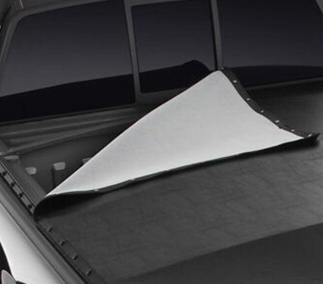 NOVISauto Laderaumabdeckung Plane zum Rollen BLACKMAX - R19