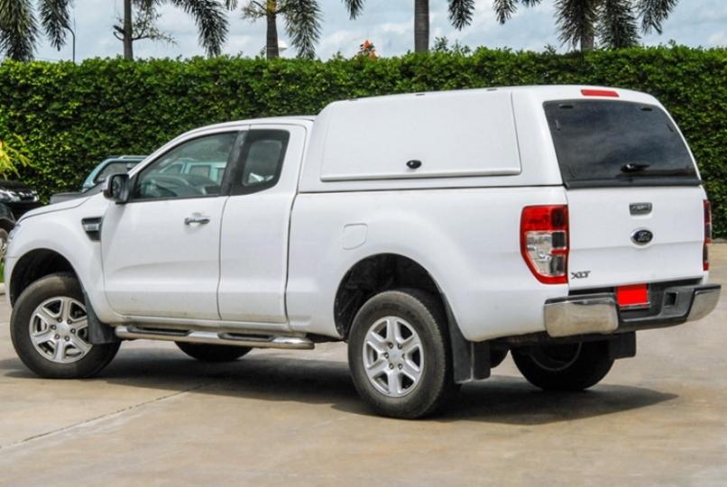 Hardtop WM für Ford Ranger Extrakabine Gewerbehardtop von CARRYBOY  langlebig robust