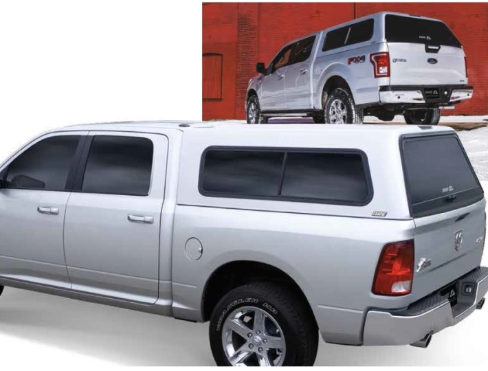 NOVISauto Basis Hardtop mit Schiebefenster ARR09 V
