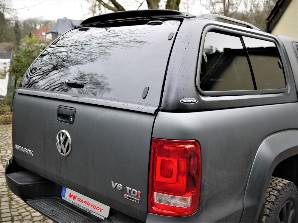 CARRYBOY Hardtop VW Amarok Ford Ranger mit Schiebefenster