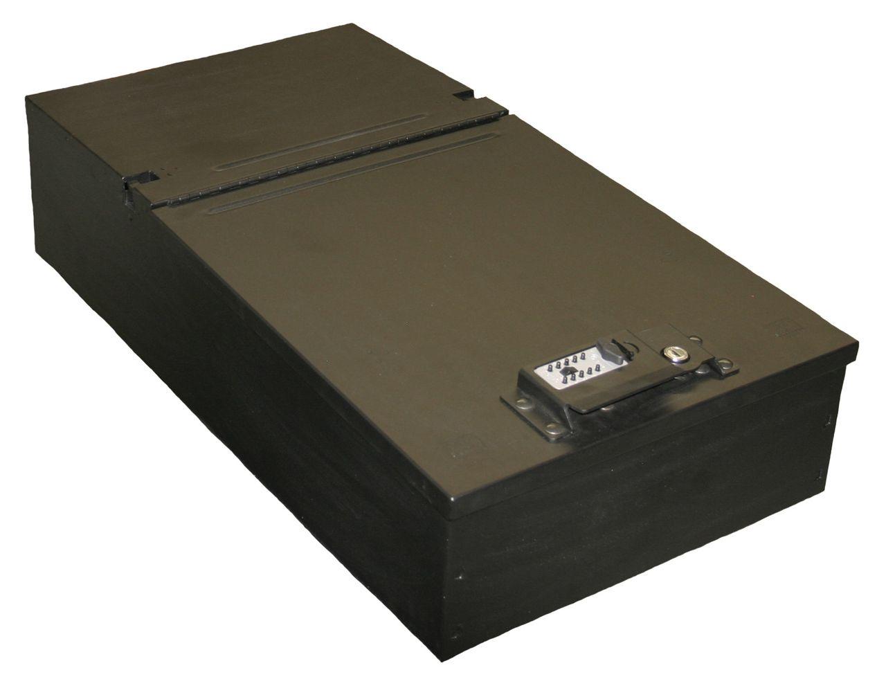 NOVISauto Kofferraum Sicherheitsbox Gewehrbox und Waffentresor Fahrzeuge verstärkter Deckel 253