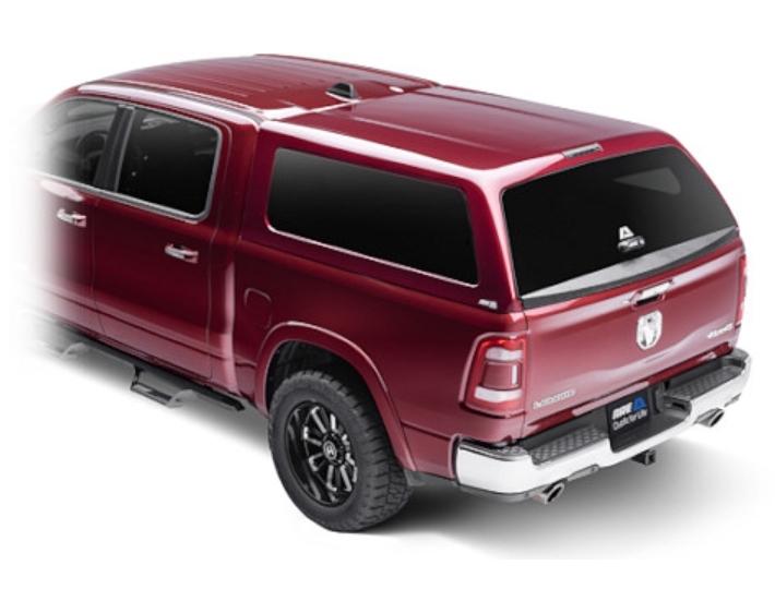 Hardtop Serie Z für RAM F150 Silverado Tundra Sierra mit Ausstellfenster