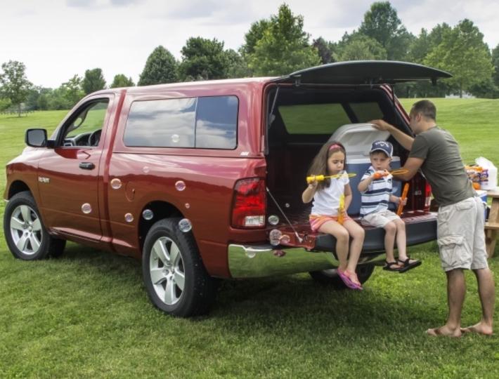 NOVISauto US-Hardtop Serie Z/Z2 rahmenlose Fenster Dodge RAM 1500 2019+  Hardtop mit Ausstellfenster