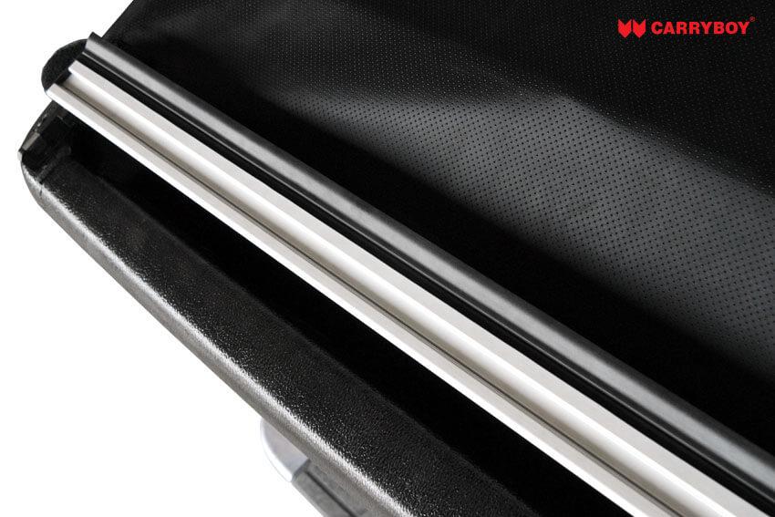Carryboy Laderaumabdeckung Softlid - Aluminumträger