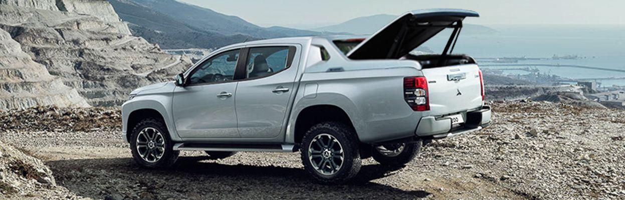 Deckel mit Motorhub und Überrollbügel Fiat Fullback Mitsubishi L200