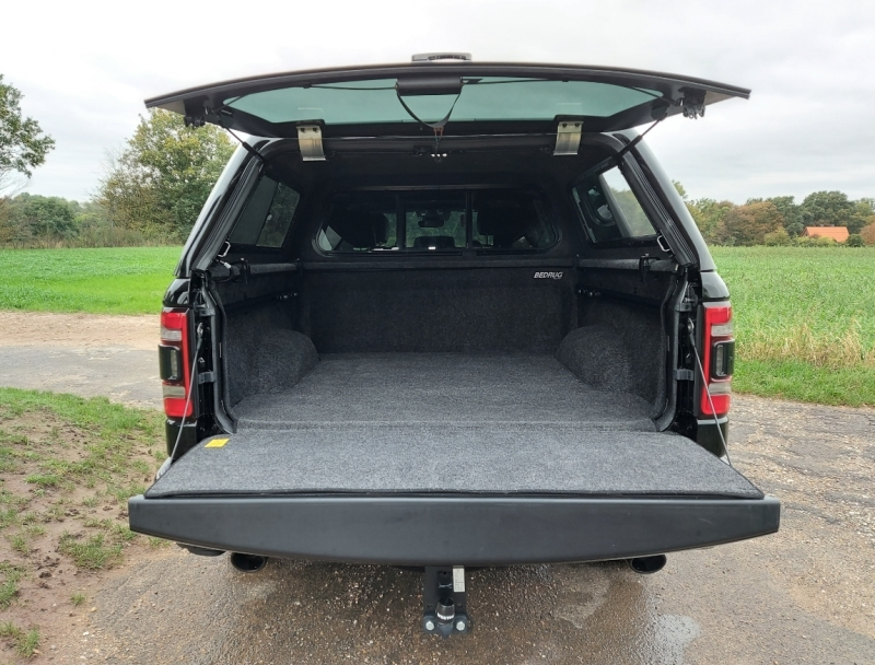 NOVISauto Hardtop ARF14 Evolve mit Schiebefenster