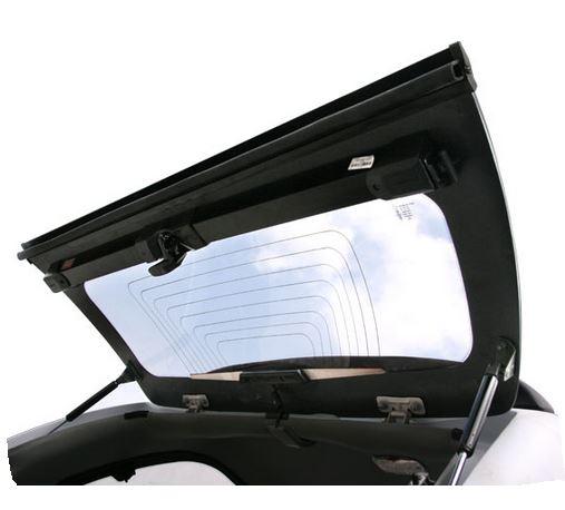 CARRYBOY Hardtop 560oS-FTL für Ford Ranger Singlecab ohne Seitenfenster sicher abschließbar Einzelkabine Ford Ranger
