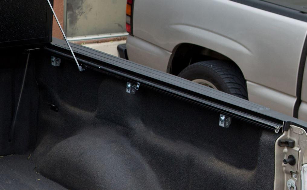 NOVISauto Laderaumabdeckung FLEX - Fest zum Falten - UCF21