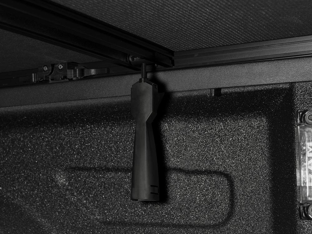 Ford Ranger Extrakabine  NOVISAUTO Laderaumabdeckung Plane zum Falten Trifecta Verschlusssystem