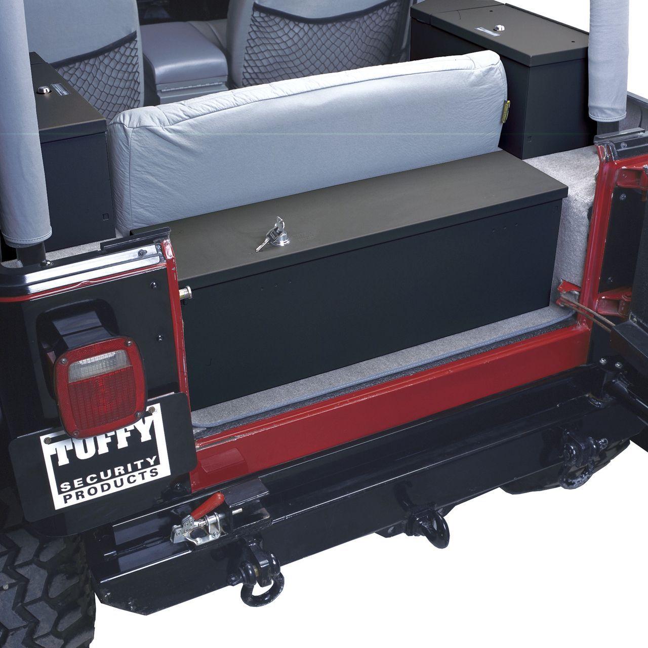 NOVISauto Sicherheitsbox Autotresor Kofferraum universal Wertsachentresor für Fahrzeuge Stahl geschlossen