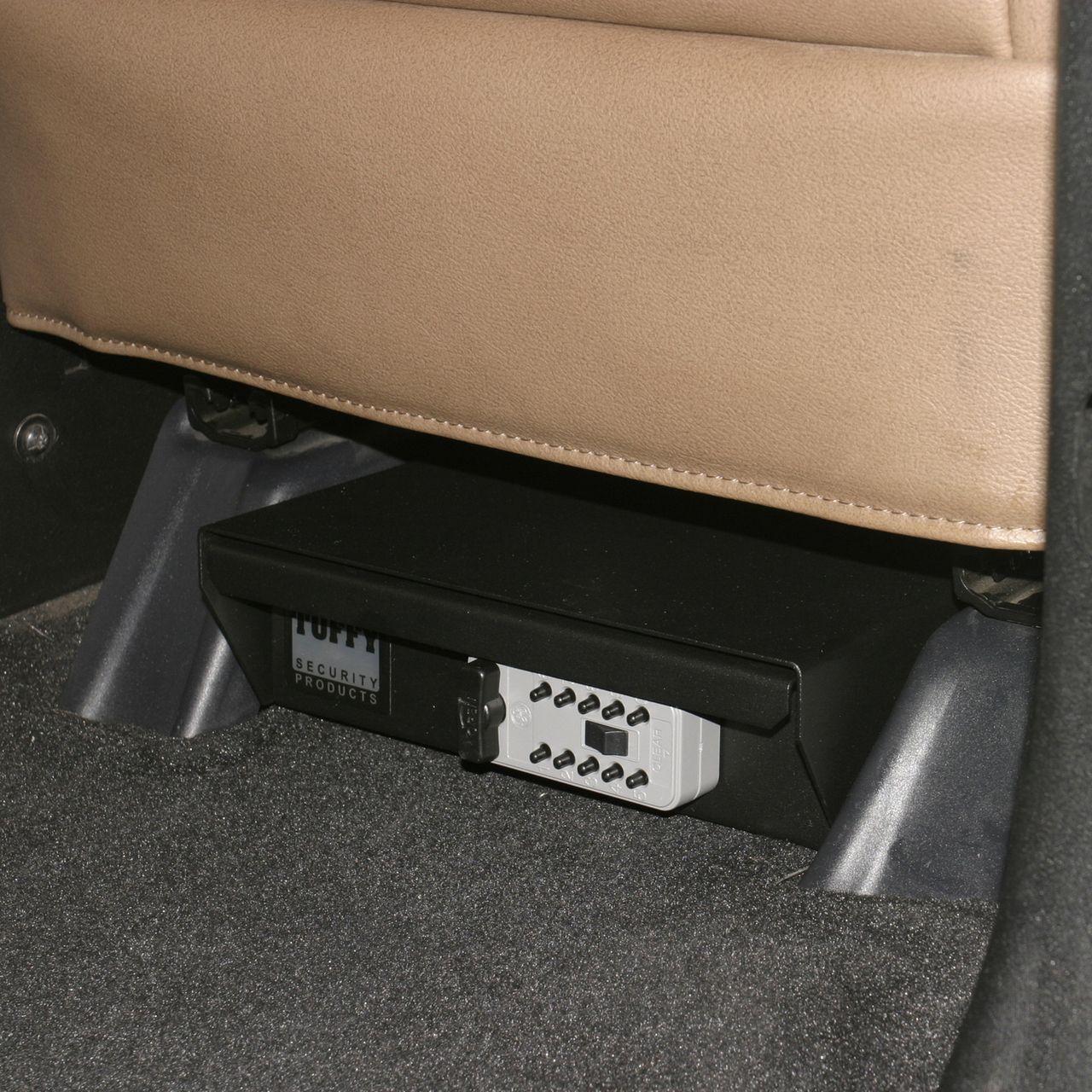 NOVISauto Autosafe Einschubkassette Wertsachensafe Fahrzeug und Camping Kombinationsschloss