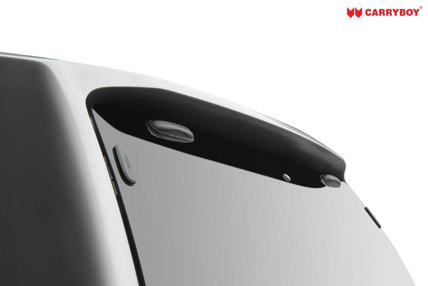CARRYBOY Hardtop S6 integrierter Spoiler