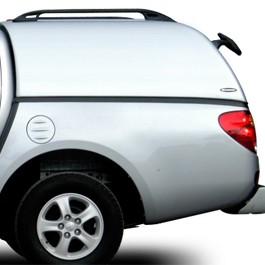 CARRYBOY Hardtop geschlossene Seiten ohne Fenster 560oS-MTC Mitsubishi L200 Clubcab Extrakabine 2005-2015 Ersatzteilservice