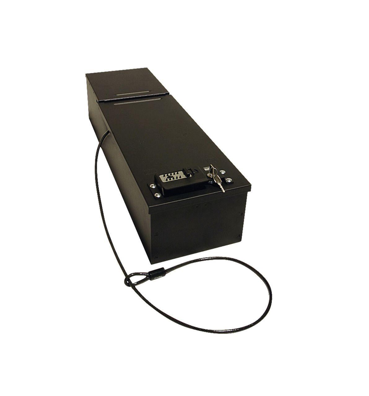 NOVISauto Kofferraum Sicherheitsbox Gewehrbox und Waffentresor flexible Sicherung  301