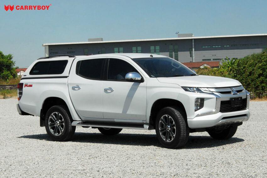 CARRYBOY Hardtop mit Schiebefenster 560-MND Mitsubishi L200 Doppelkabine 2016+Qualität und Design