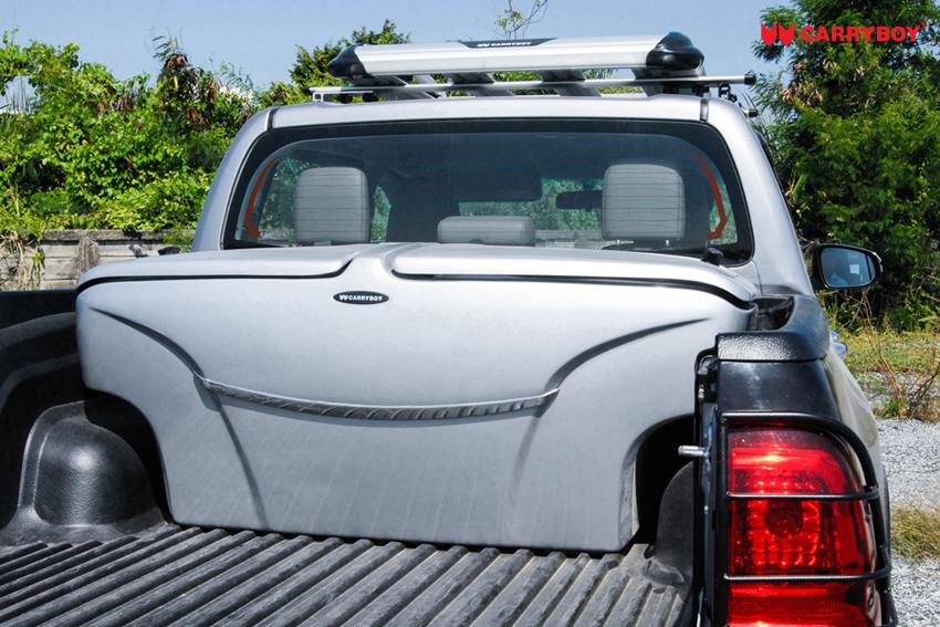 CARRYBOY Staubox für Pickup Ladefläche XXL Jumbobox Seitenöffnungen sicher abschließbar