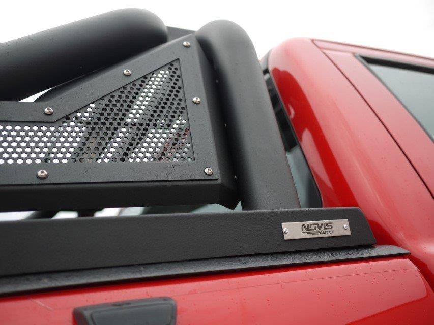 "NOVISauto Überrollbügel ""Sportbügel 2.0"" Edelstahl Edition -  ohne Motoreinheit - RAM Classic / Ford F150 u.a."