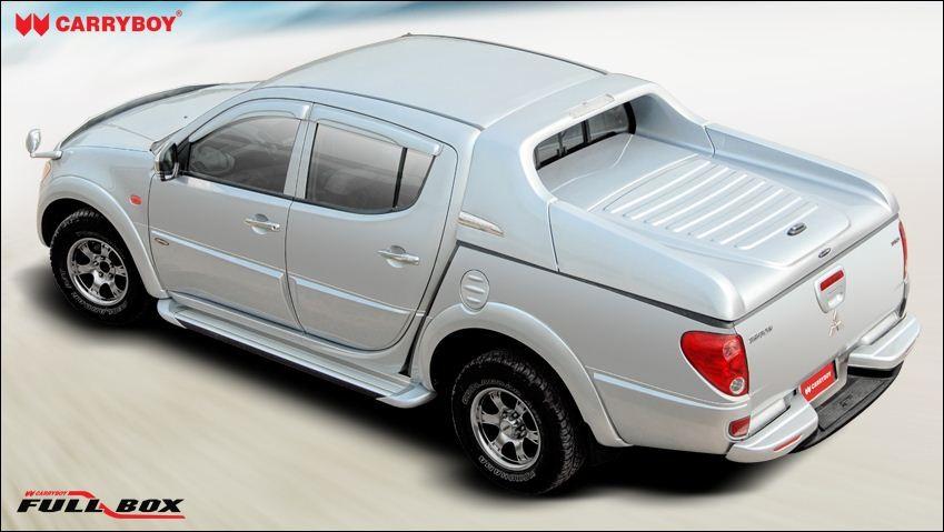 CARRYBOY Fullbox für Toyota Hilux Vigo Doppelkabine 2005-2015