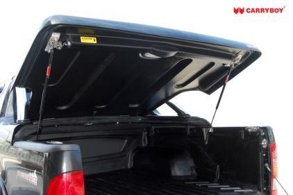 Carryboy Laderaumabdeckung GRX - Deckel mit Stoßdämpfern