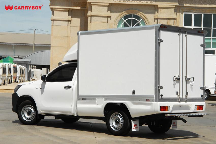 Carryboy Kofferaufbau Cargo Dry