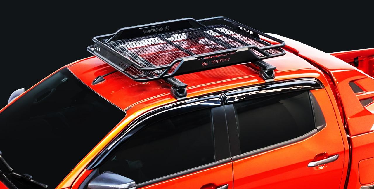 CARRYBOY Pickup Zubehör für Kabine und Ladefläche