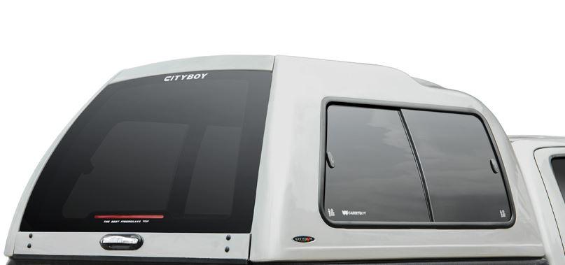 Carryboy Hardtop Modell 840-TVD